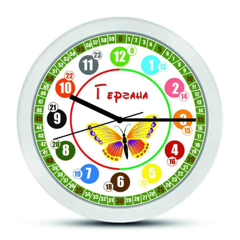 Стенен часовник за детска стая