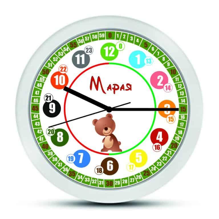 Детски механичен часовник