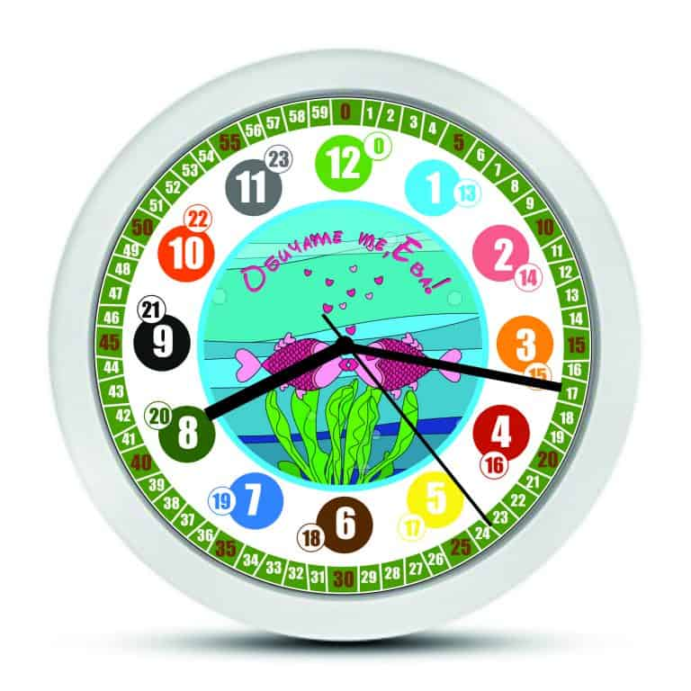 Часовник за деца