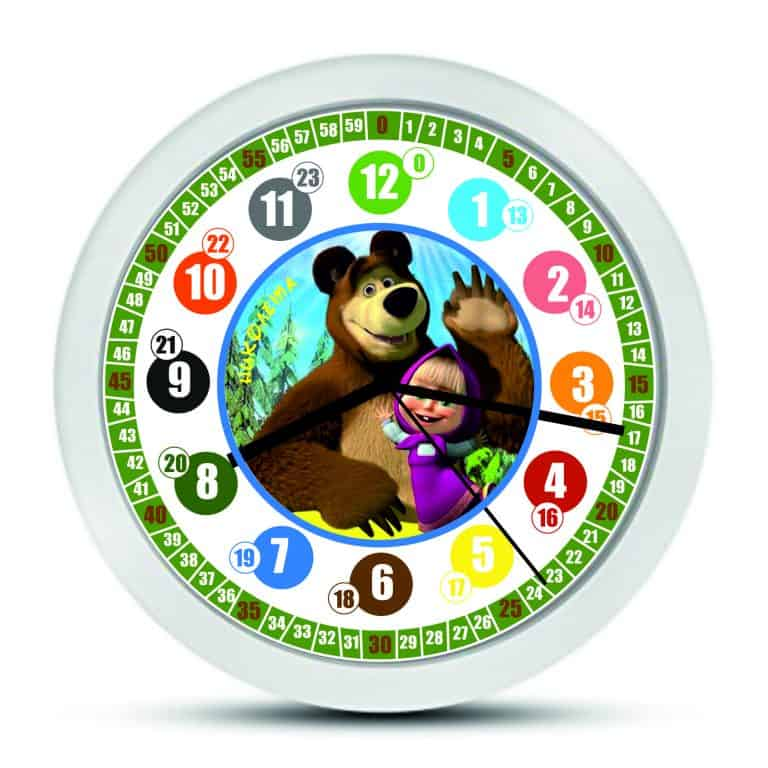 Часовници за деца