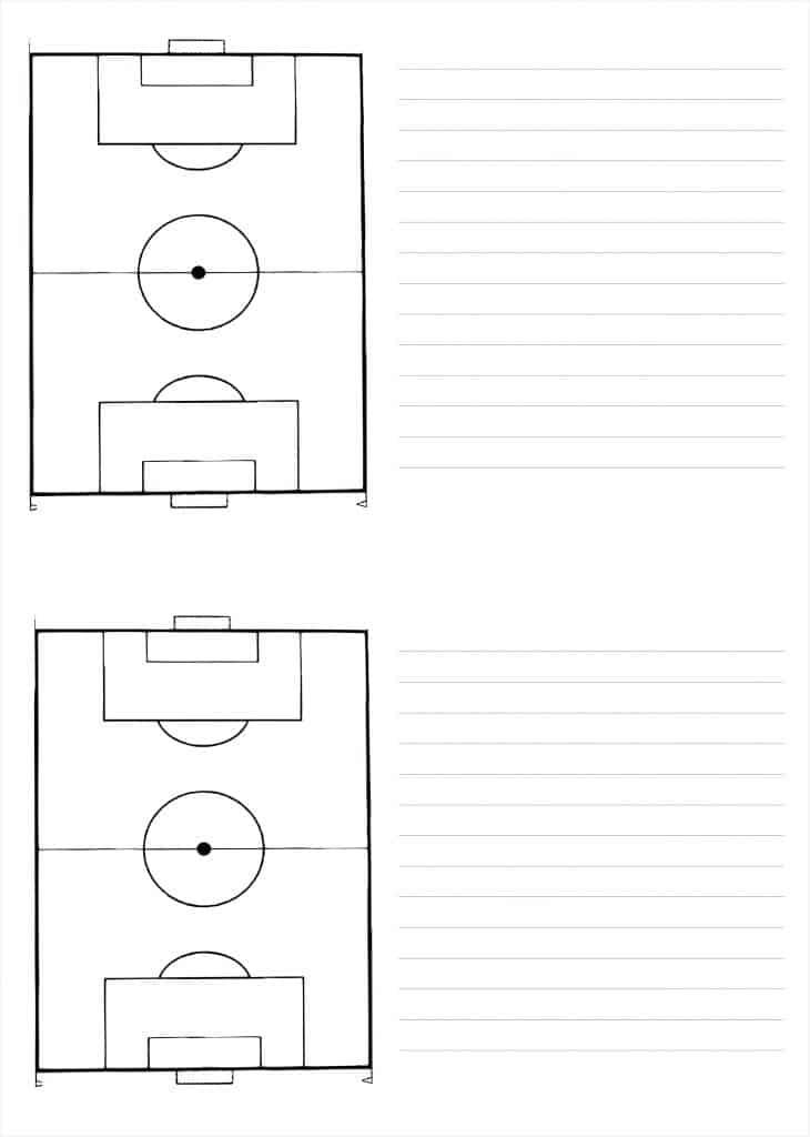 Лист за футболна статистика