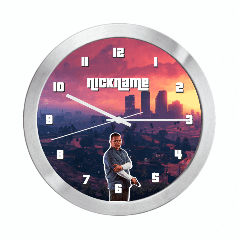 стенен gaming часовник product image