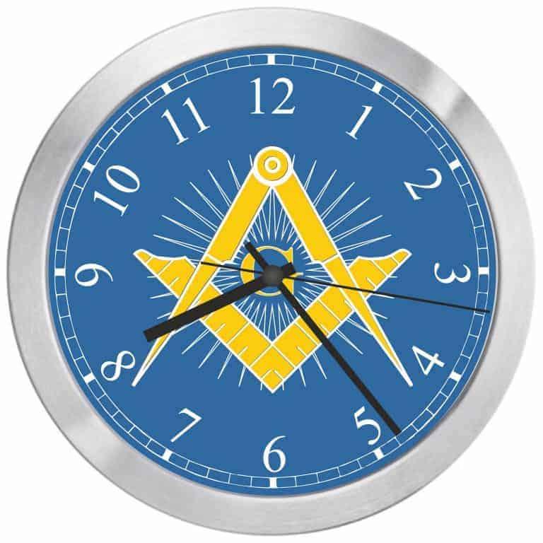 Стетен масонски часовник