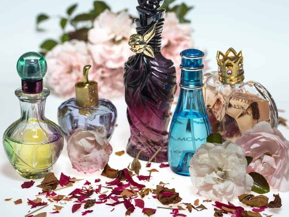 Избор на дамски парфюми